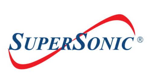 supersonic electrodomesticos logo