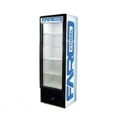 Exhibidor refrigerado Farco UEX-18GL 18 pies cubicos